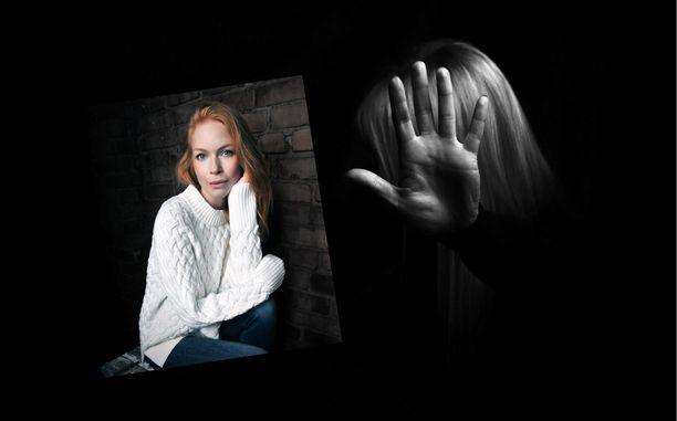 Rostain kuvailee, kuinka traumaperäinen stressihäiriö ilmeni hänellä koko kehossa fyysisesti ja henkisesti.