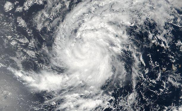 Irma on voimistunut viidenteen eli korkeimpaan kategoriaan.