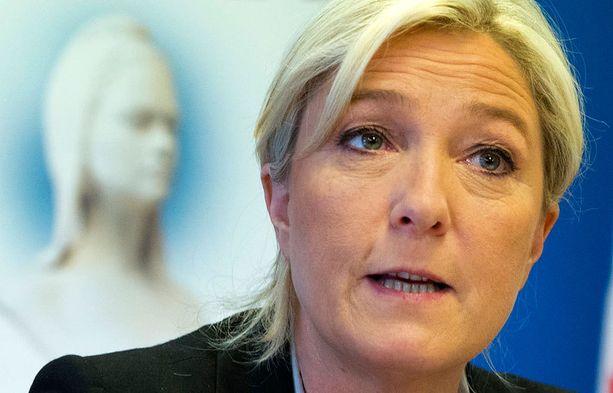 Marine Le Penin johtama Kansallinen rintama vei Ranskassa liki neljänneksen äänistä.