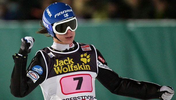 Arttu Lappi oli kuudennella sijallaan paras suomalainen.