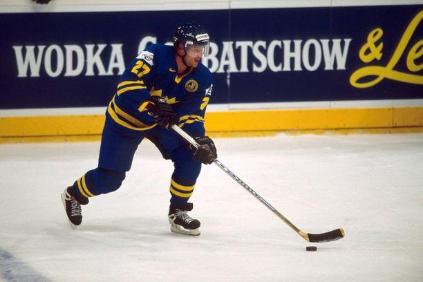 Leif Rohlin on tuttu näky Ruotsin maajoukkueesta. Hän muistelee yli 20 vuoden takaisia tapahtumia kauhulla.