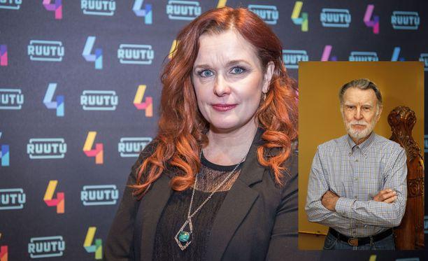 Kirsi Ylijoki toteaa olevansa kiitollinen siitä, että sai tutustua Ismo Kallioon.