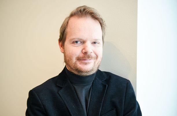 Jaakko Kuusisto kertoi diagnoosistaan Facebookissa.