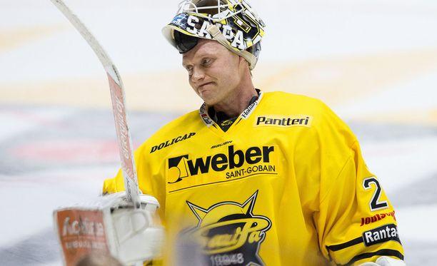 Jussi Markkanen torjui 25 laukausta.