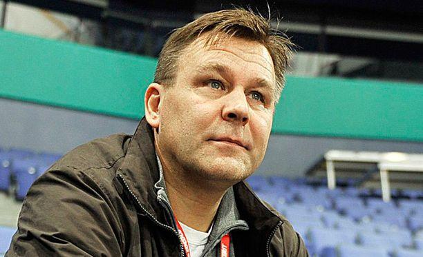 Raimo Summanen auttoi poliisia tutkinnassa.