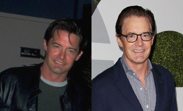 Kyle MacLachlan näytteli Charlotten ensimmäistä aviomiestä Treytä. Seuraavaksi Täydellisistä naisistakin tuttu 57-vuotias näyttelijä nähdään Twin Peaksin uusissa jaksoissa.