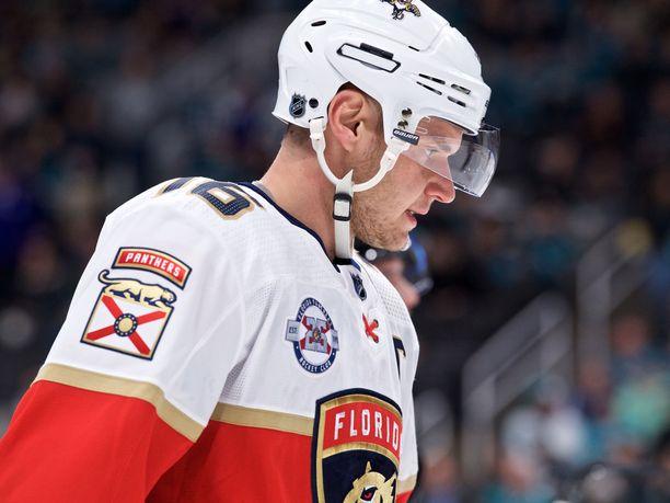 Aleksander Barkov on tehnyt jo 88 pistettä tällä kaudella.