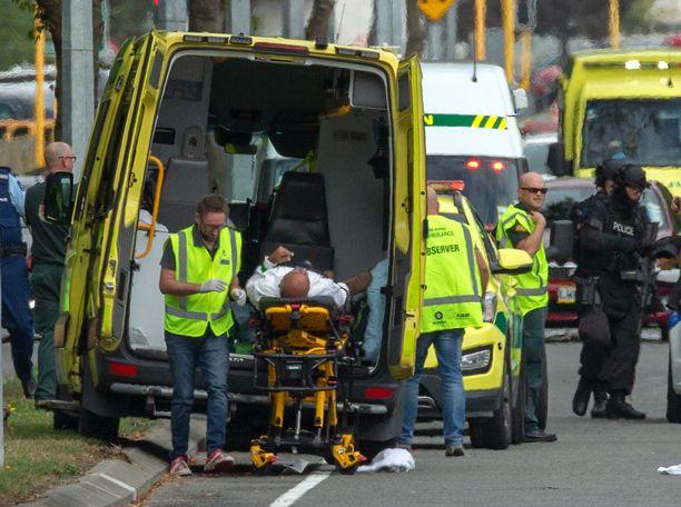 Noin 50 ihmistä haavoittui hyökkäyksissä.