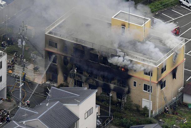 Tuhopoltossa 18. heinäkuuta 2019 kuoli 36 ihmistä.