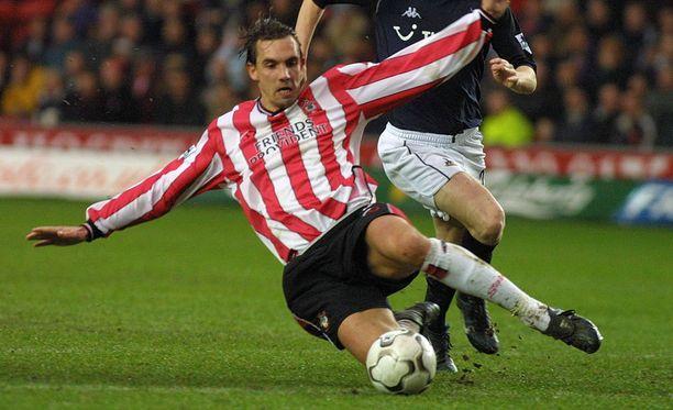 Claus Lundekvam pelasi Southamptonissa yli 300 ottelua.