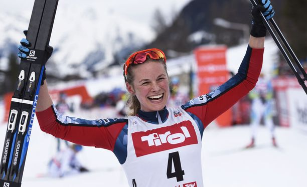 Jessica Diggins on olympiavoittaja ja nelinkertainen MM-mitalisti. Viime kauden maailmancupin kokonaiskisassa yhdysvaltalaishiihtäjä sijoittui toiseksi.