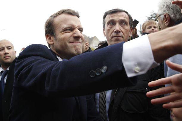 Oman puoleensa perustaneesta Emmanuel Macronista tuli Ranskan seuraava presidentti.