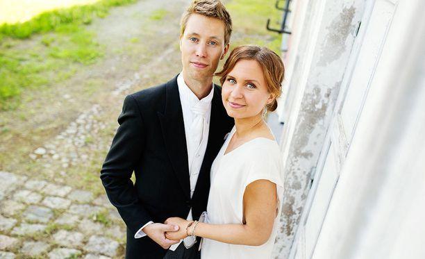 Esa ja Viola avioituivat vuonna 2014.