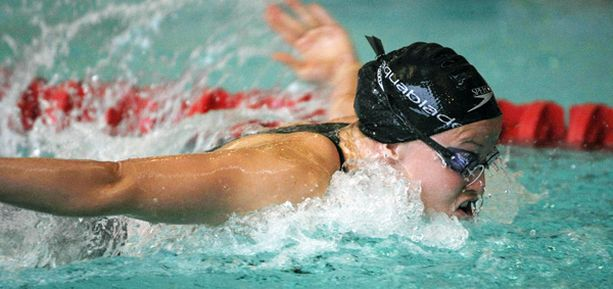 Uinti on Linda Laihorinteelle elämäntapa.