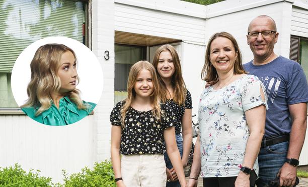 Anne Ramsay antaa Kirsin ja Vesan perheen kodista hinta-arvion, joka sisältää kuitenkin poikkeuksellisesti ehdon.