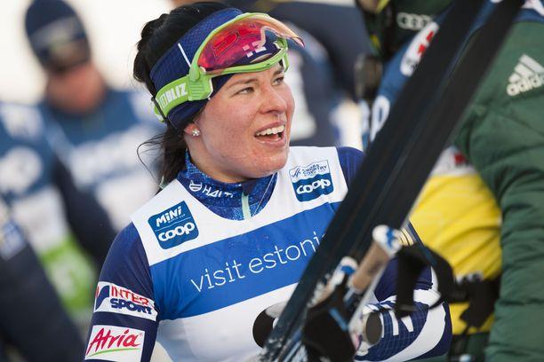 Krista Pärmäkosken rankka kausi maailmancupissa on ohi.