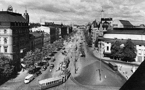 Nostalgiamatka Helsinkiin - näin kaupunki on muuttunut vuosikymmenten aikana