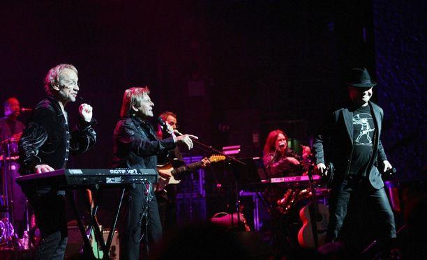 The Monkees -yhtye paluukeikalla vuonna 2011.