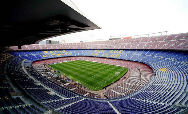Tämä stadion saattaa saada pian uuden nimen.