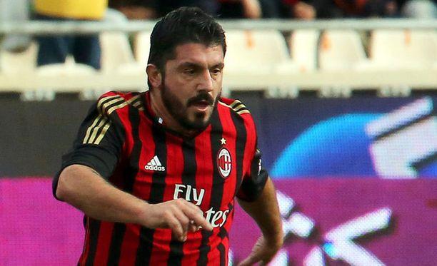 Gennaro Gattuson mukaan naisia ei tarvita jalkapallossa.