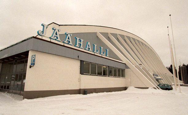 Hakametsässä pelataan ensi torstaina Suomi-Venäjä-peli.