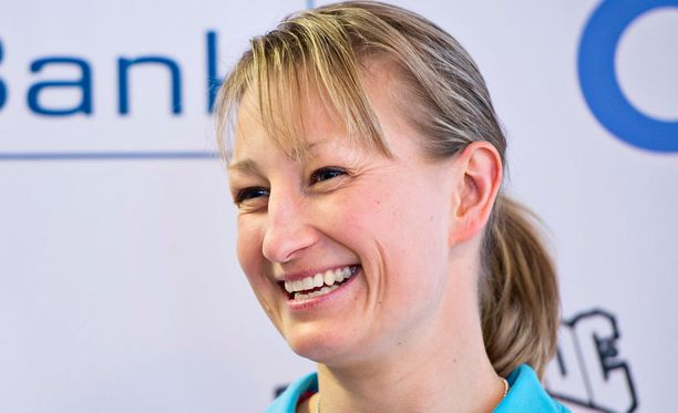 Tanja Poutiainen on nykyisin Tanja Poutiainen-Rinne.