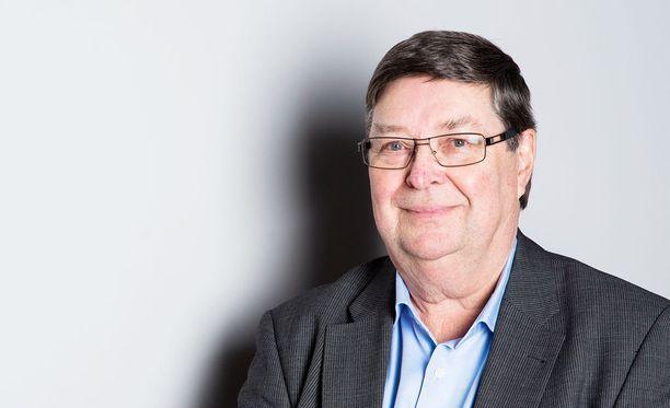 Lasse Laatunen pitää yhteiskuntasopimuksen kariutumisen uhkaa suurena.