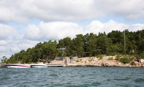 Kuvituskuva on Turun saaristosta vuodelta 2015.