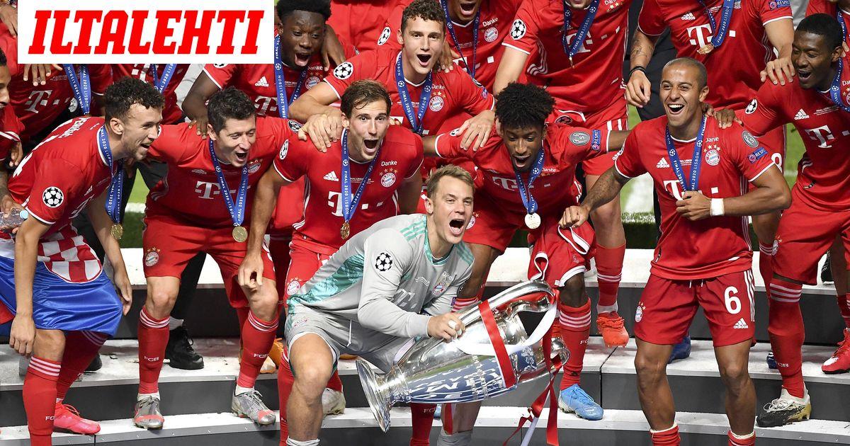 Jalkapallon Mestarien Liiga 2021