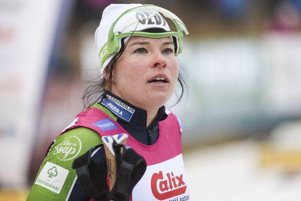 Pystyykö Krista Pärmäkoski hilaamaan Suomen viestijoukkueen mitaleille? Iltalehden asiantuntijan Toni Roposen mukaan ei.
