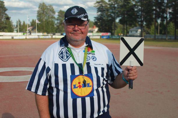 Ari Kiviniemi sanoo torstaisen pelin Alajärvellä jäävän valintojen vuoksi uransa viimeiseksi.