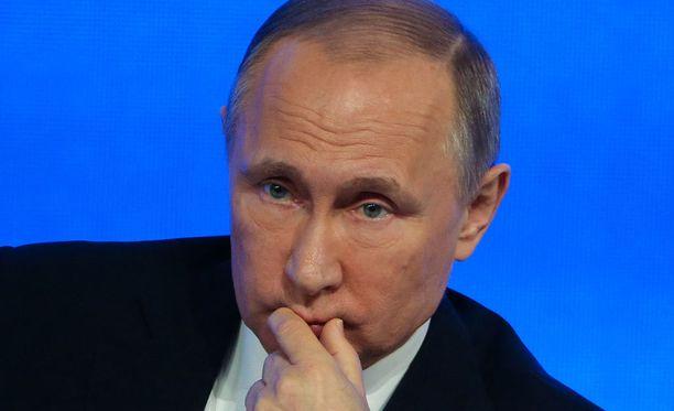 Vladimir Putinin mukaan keskustelu Venäjän sekaantumisesta USA:n vaaleihin on hyödytöntä ja haitallista.