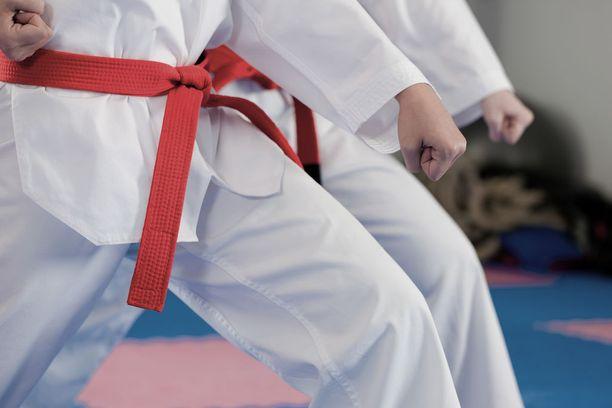 Taekwondo-valmentajan painostus ahdisti poikaa. Hän ei millään olisi halunnut luopua harrastuksestaan.