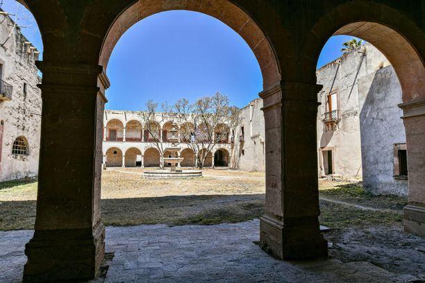 Loiston aikoina maatila oli Meksikon rikkaimman miehen asunto.