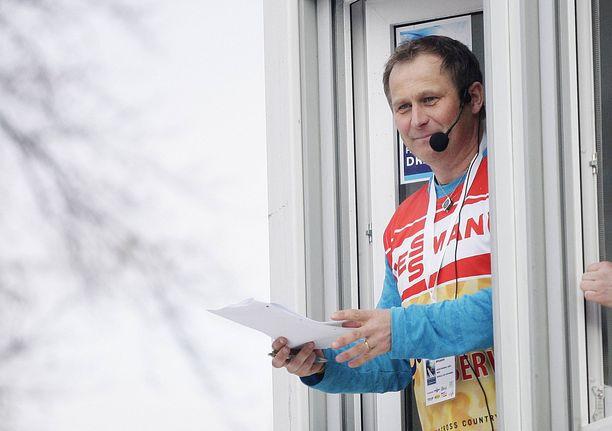 Kjell-Erik Kristiansen on huolissaan hiihtolajien siirtymisestä maksukanaville.