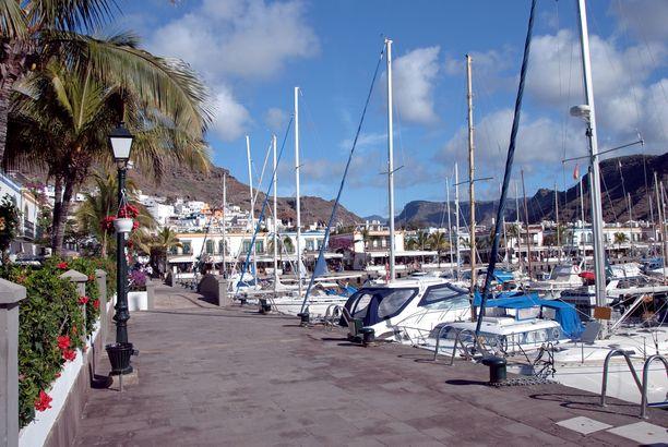 Puerto de Mogan on Tjäreborgin kyselyn mukaan suomalaisten lempipaikkoja saarella.