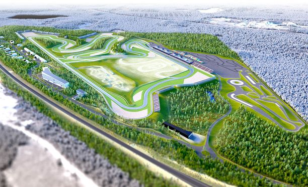 F1 Rata Suomeen