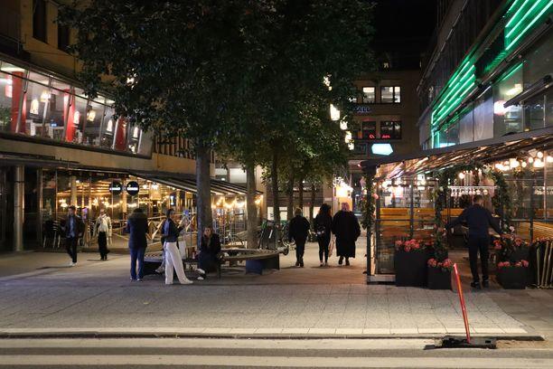Ruotsissa on kuollut yhteensä 8 727 ihmistä koronaviruksen vuoksi. Arkistokuva.