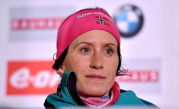 Marit Björgenin ei muistanut yhtä dopingtestiä viimeisen seitsemän kuukauden ajalta.