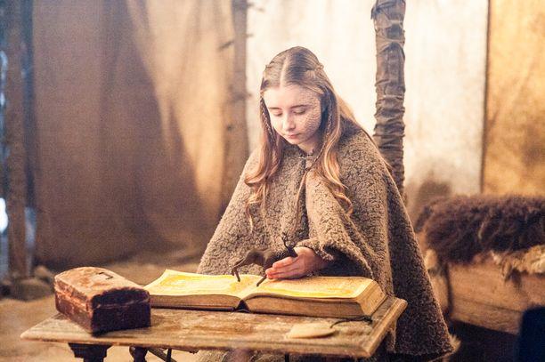 Shireen Baratheon kuoli roviolla uhrilahjana.
