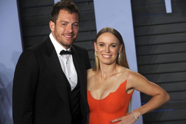David Lee ja Caroline Wozniacki ovat jatkaneet elämäänsä urheilu-urien päätyttyä.
