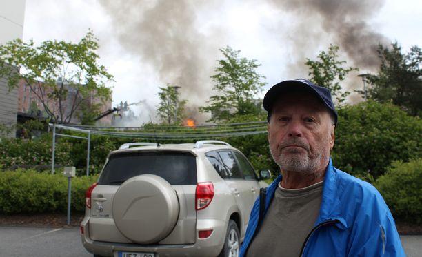 Erkki Leppänen Jyväskylästä.