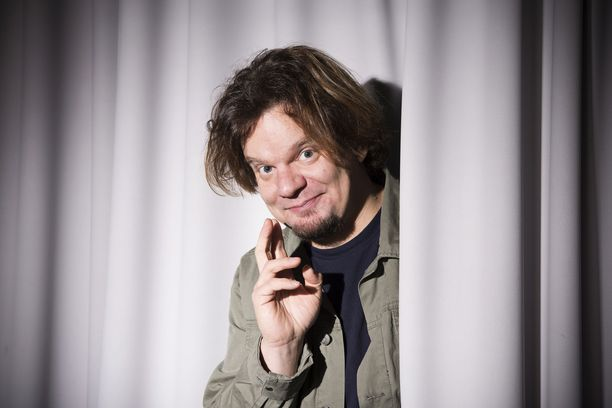 Stand up -koomikko Ismo Leikola on viime vuodet luonut uraa ulkomailla Yhdysvalloissa.