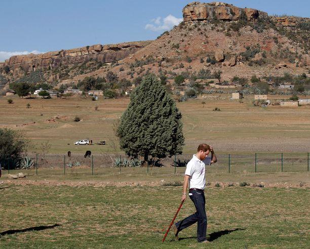 Mamohato-keskus sijaitsee eteläisessa Afrikassa Lesothon pääkaupungissa Maserussa.