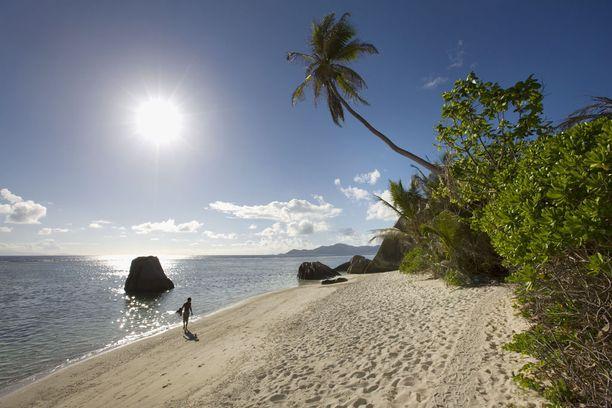 Seychellit on vankeustilaston ykkönen.