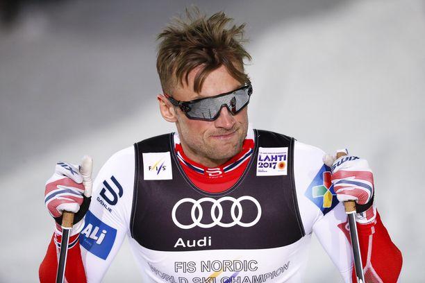 Petter Northug voitti urallaan huimat 13 maailmanmestaruutta.