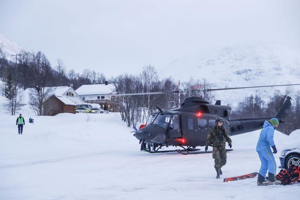 Jo kolmas Norjan lumivyöryn uhri löytyi - yksi enää kadoksissa
