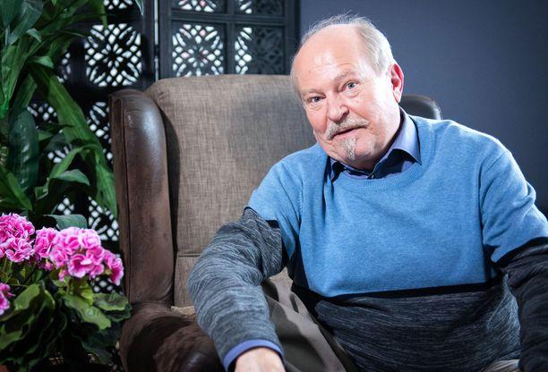 Jarmo Koski on tehnyt pitkän uran Seppo Taalasmaan roolissa.
