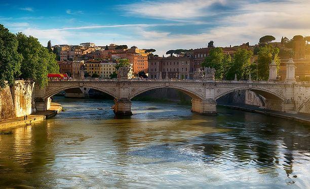 Rakastettu Rooma on ihana kesälläkin,