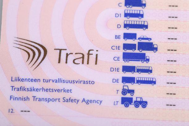 Liikenteen turvallisuusvirasto Trafin nettisivuilta pystyi hetken aikaa hakemaan kenen tahansa ajokorttitiedot, jos vain tiesi henkilön nimen ja kotikunnan.